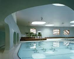 mikou studio u0027s feng shui swimming pool is a new relaxation and