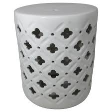 Ceramic Accent Table Ceramic Accent Table Clover Threshold Target