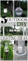 Backyard Lighting Pinterest 96 Best Outdoor Lighting Ideas Images On Pinterest Lighting