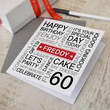 awesome birthday cards 60th birthday cards lilbibby