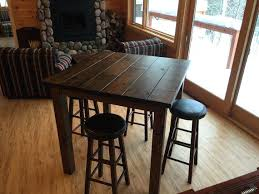 Bar Height Dining Room Table Sets Bar Height Table Kitchen Bar Height Pub Table Sets U2013 Tahrirdata Info