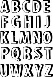 alphabet sketch coloring page wecoloringpage