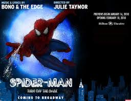 spider man shut weeks retool opening june