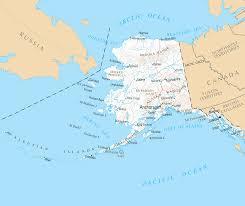 Alaska Topo Maps by Where Is Alaska Alaska Maps U2022 Mapsof Net