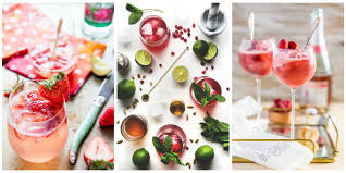 15 delicious valentine u0027s day cocktails to make at home with your