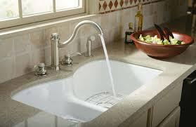 Smart Countertop by Cast Iron Sinks Quick Guide U2022 The Kitchen Sink Handbook