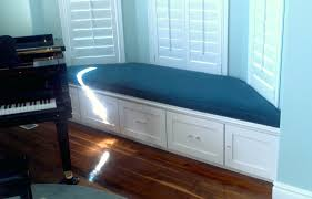 build storage bench window seat window bench seat design full