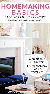 Interior Design Basics Homemaking Basics U2014 Joyful Homemaker U0027s Club