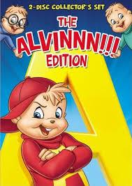 the alvinnn edition dvd alvin and the chipmunks wiki