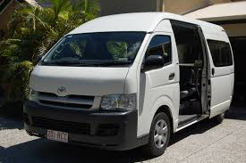 toyota hiace interior toyota hiace commuter the campervan converts