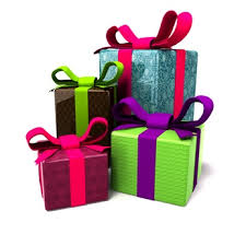 gift wrapped boxes think outside the gift wrapped box for christmas giving the