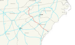 interstate 26 map interstate 26