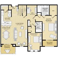 Park Model Floor Plans by Awesome 90 2 Bedroom Luxury Apartment Floor Plans Decorating