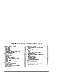 2004 pontiac grand am owners manual just give me the damn manual