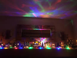 Christmas Laser Light Show Projector by Soaiy Borealis Aurora Projector Led Night Light Ocean Wave Lamp
