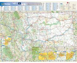 Missoula Montana Map by Maps Of Montana State Collection Of Detailed Maps Of Montana