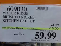 kitchen faucets costco expreses com