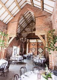 Wedding Venues Barns 32 Beautiful Uk Barn Wedding Venues Onefabday Com Uk
