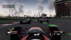 bahrain gp lexus crash a podium bahrain qualifying and race carrer mode episode 3 youtube
