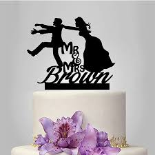 unique wedding toppers 2018 wedding cake topper party decoration personalized acrylic