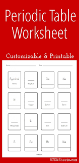 printable periodic table for 6th grade 414 best periodic table images on pinterest periodic table