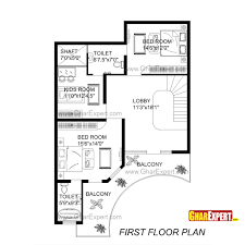 house plan for 33 feet by 49 feet plot plot size 170 square yards