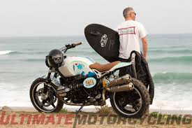 bmw custom bmw concept path 22 custom r ninet for beach culture