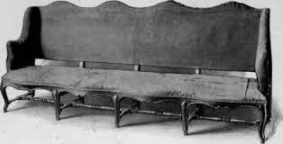 Colonial Settee Sofas