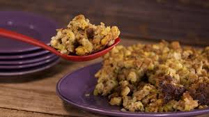Southern Stuffing Recipes For Thanksgiving Kelsey Nixon U0027s Slow Cooker Thanksgiving Herbed Stuffing Recipe