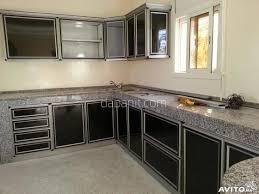les cuisines en aluminium cuisine design en aluminium casablanca