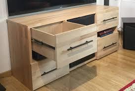 fabriquer un meuble de cuisine meuble tv bois massif 3 comment fabriquer propre meuble tv