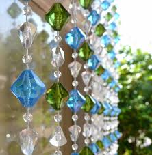 Diamond Beaded Curtain by Products Tagged