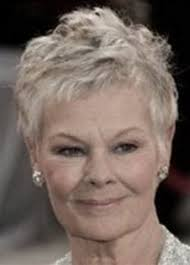 judi dench hairstyle front and back of head pixie haircut instructions how to style short pixie haircuts judi