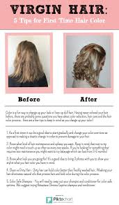 Wash Hair Before Color - 5 tips for first time hair color icon hair salon full service
