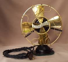 antique fans blown away westinghouse 1912 my antiques