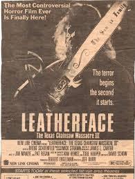 movie fest horror newspaper print ads of yesteryear