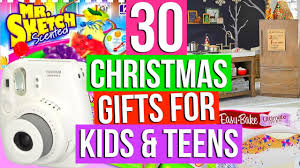 30 christmas gift ideas for kids u0026 teens youtube
