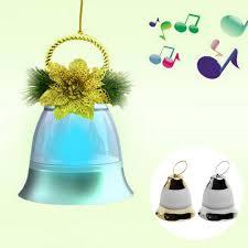 lighted christmas bells christmas lights decoration