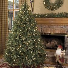 douglas fir unlit tree lights etc