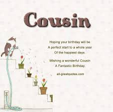 best free original birthday cards made just for your cousins