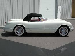 1953 corvette stingray 1953 corvette corvettes 53 55 c1 cars sports