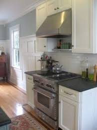 wainscoting backsplash kitchen 15 inspiring kitchen makeovers tudor house tudor and wainscoting