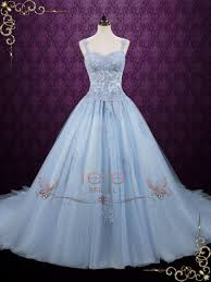 cinderella style wedding dress blue cinderella style gown wedding dress seattle ieie bridal