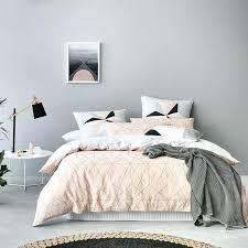 chambre gris blanc bleu deco chambre gris et blanc vteme info