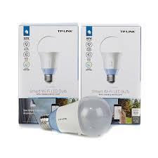 tp link 2pk smart led light bulbs white 8302680 hsn