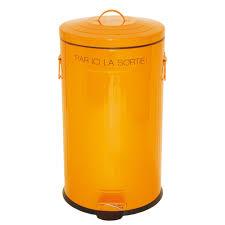 poubelle de cuisine 50 litres poubelle de cuisine à pédale en inox 50 litres bac de tri typo