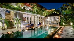 gorgeous tropical villas in bali design u0026 architechture youtube