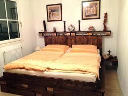 bed frame with lights pallet furniture bedroom pallet bedroom furniture bed frame with