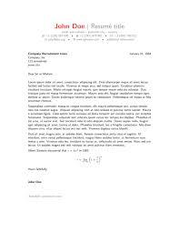 moderncv cover letter latex letter idea 2018