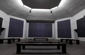 the quiet quiet signs of rothko chapel houston chronicle